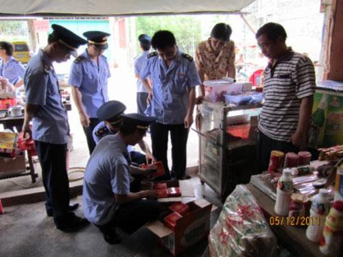 食品添加剂专项整治_荆州专项整治食品添加剂