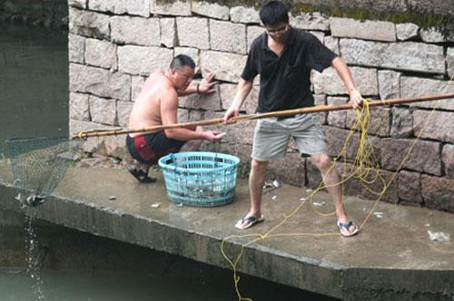 最简单的电鱼机制作